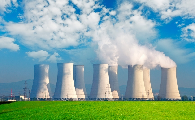 The Future of Nuclear Power and its effect on CO2 emissions